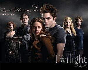 Twilight The Movie goes on sale Midnight Friday Night!